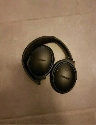 Bose QC35 II QuietComfort 2 Noise Cancel Bluetooth Wireless Headphones - Black