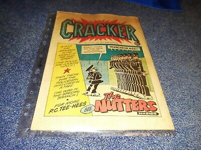 Cracker Comic × 1 from 1975