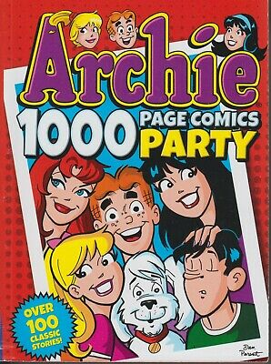 Archie 1000 Page Comics Party Digest over 100 classic stories