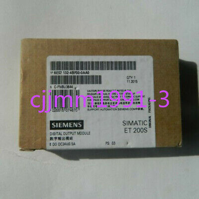 1PC NEW Siemens PLC 6ES7 132-4BF00-0AA0