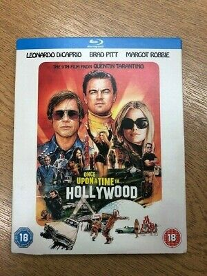Once Upon a Time in Hollywood - Blu-ray (2019)