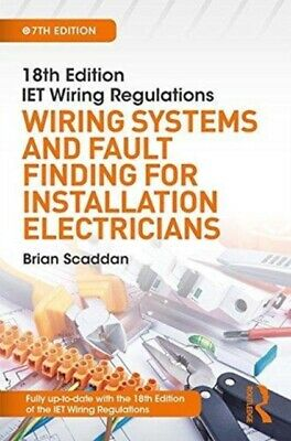 18TH EDITION IET WIRING REGULATIONS WIRI, Scaddan, Brian