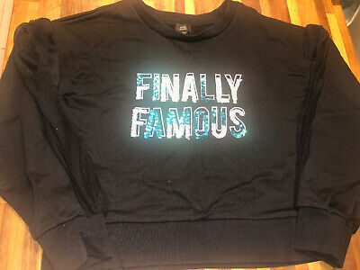 River Island Stunning girls Jumper Age 9-10 Immaculate Condition