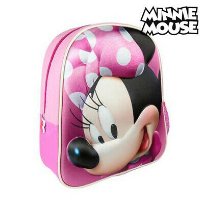 Cartable 3D Minnie Mouse 8096