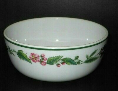 Royal Worcester Worcester Herbs colorful open sugar bowl. (4157E4)