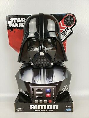 Star Wars Simon Darth Vader Game by Hasbro New