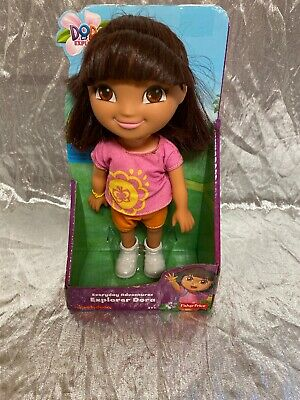 Dora The Explorer Explorer Dora Figure NEW Fisher Price