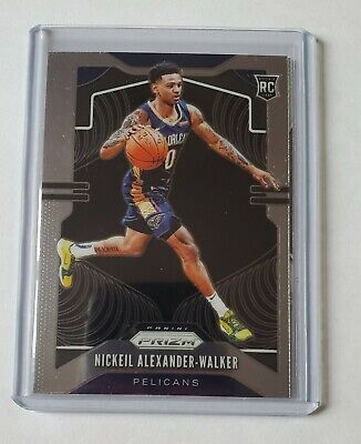 2019 Prizm Rookie Nickeil Alexander-walker Base