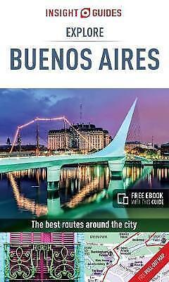Insight Guides Explore Buenos Aires by Insight Guides (Paperback book, 2017)