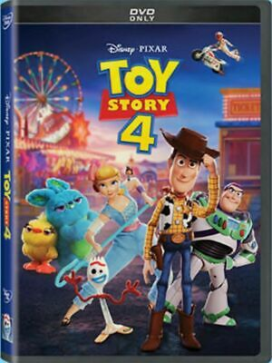 Toy Story 4 DVD - BRAND NEW! FREE SHIP!