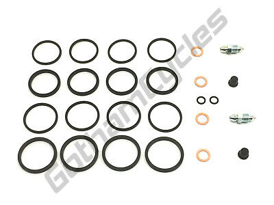 Ducati 996R 996 R 2001 01 Brembo front brake caliper seal kit