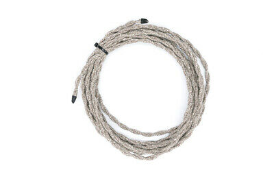 BRAIDED CABLE TS MIX brown - 5 m
