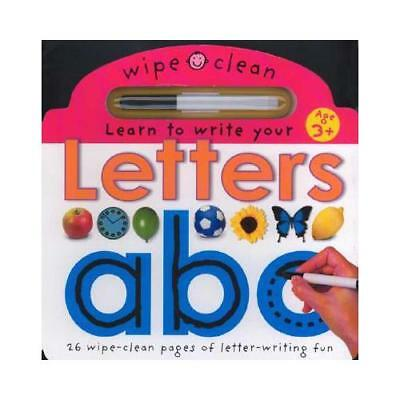 Learn to Write Your Letters by Priddy, Roger