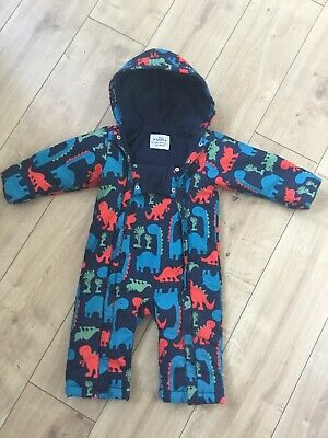 Boys Marks And Spencer's Snowsuit 12-18 Months