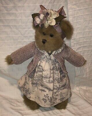 The Bearington Collection  ***   Undressed Bear  *** Dress your own Bear New