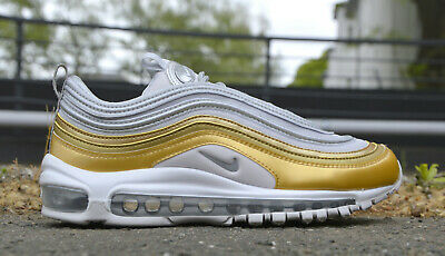 CHAUSSURES NIKE AIRMAX 97 Argent, Gris, Red EUR 95,00