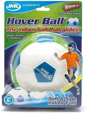 JML Hover Ball Air Soccer Gliding Disk Indoor Football Toy Age 6+