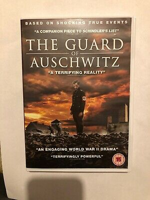 Guard Of Auschwitz, The (Dvd) Free Post