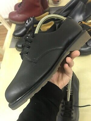 *NEW Old stock* Vintage 1970s Made In England Dr Martens Uk 4 Shoe Black Womens