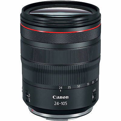 Canon RF 24-105mm F/4L IS USM Lens *NEW*