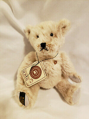 Boyds 50004 Teddy B Bear COLLECTOR/'S EDITION Mohair PRISTINE Brand New Mint!