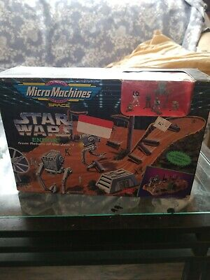 Star Wars Micro Machines Space Endor from Return of the Jedi