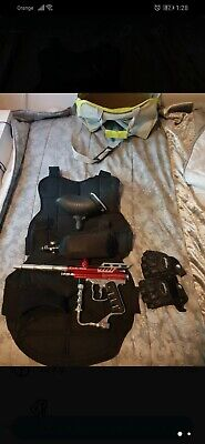 Kit Paintball Completo
