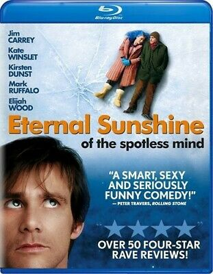 Eternal Sunshine Of The Spotless Mind (Ws) - New Bluray