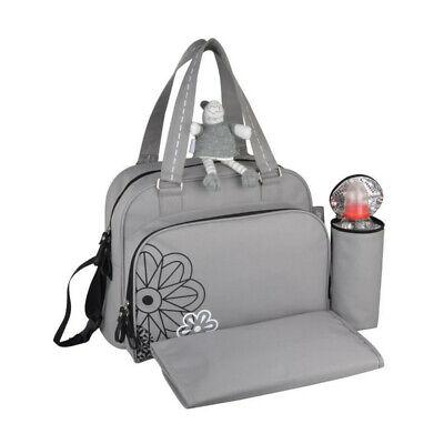 BABY ON BOARD Sac a Langer SIMPLY HAVANA Taupe et Noir