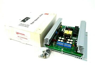 New Danfoss Graham 176B4000 Dc Drive
