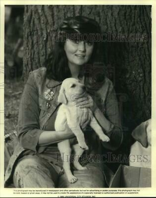 "1985 Press Photo Anna Hamilton Phelan, writer of ""Mask,"" has cameo role in movie"