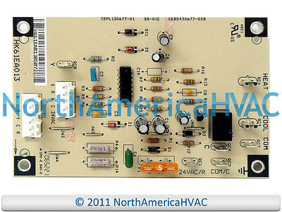 1186024 OEM Upgraded Replacement for Tempstar Tracer Control Board ...
