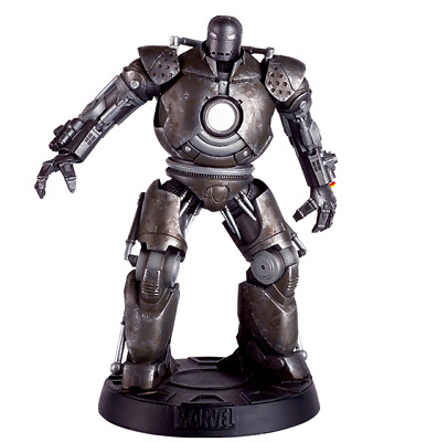Marvel Movie Collection Figura De Resina Special Iron Monger 18 Cms