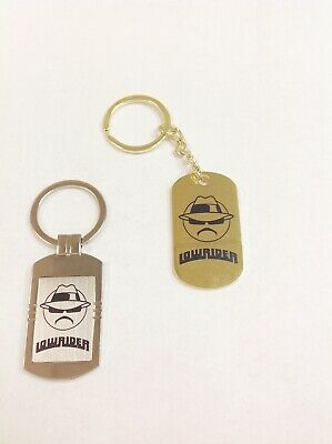 lowrider keychain authentic brand new 2 pieces total