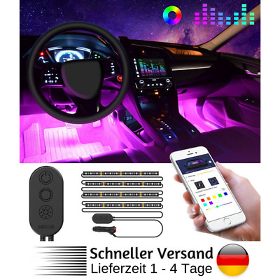 BEPHOS® RGB LED Innenraumbeleuchtung Opel Ampera APP