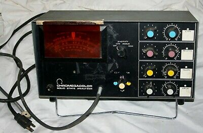 Used Cond. Simmon Omega 414-012 Chromegacolor Darkroom Color Analyzer - Works