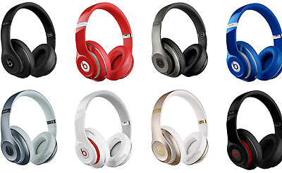 Beats By Dr. Dre Studio 2 Wireless Headphones 2.0 Over-Ear Headsets