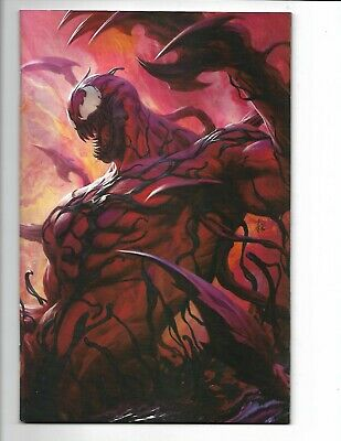 Absolute Carnage #1 1/500 Artgerm Virgin Variant !!! Brand New, Unread!!!