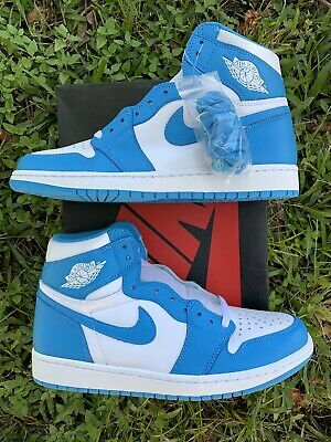 NIKE AIR JORDAN 1 Retro High OG UNC Off White $1,200.00