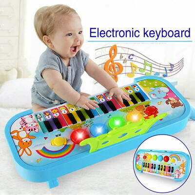 Musical Educational Piano Developmental Music Instrument  Toys for Baby Kids UK