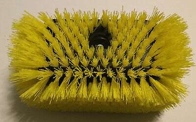 Unger - Professional Outdoor Four-Sided Scrub Brush For- Wood, Concrete, Brick