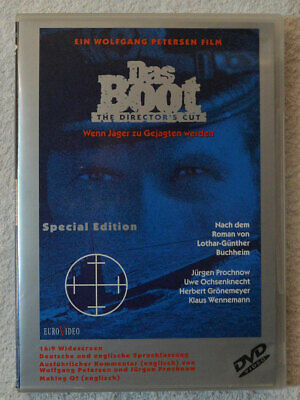 DVD - DAS BOOT - The Directors Cut - Special Edition