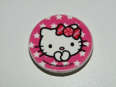 25mm and 56mm size! HELL KITTY Badge Button Pin NEW
