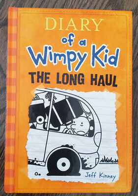 Diary of a Wimpy Kid collection Jeff Kinney Hardcover