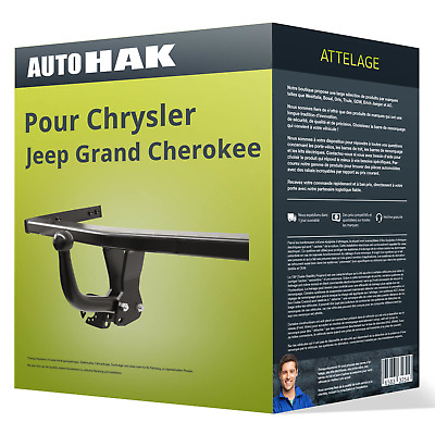 Attelage Pour Jeep Grand Cherokee WH 05-11 attelage rigide complet