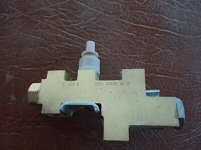 1960-1970 Ford Galaxie Mustang Brake Proportioning Valve Mounting Bracket ONLY