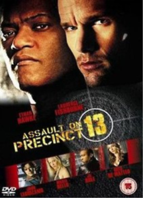 Ja Rule, Maria Bello-Assault On Precinct 13 DVD NEW