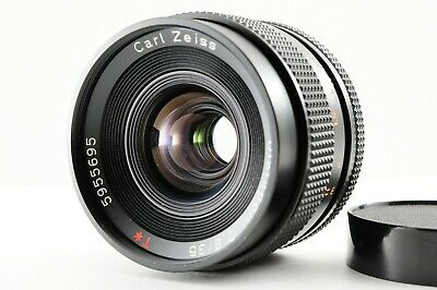 【Excellent++++) Contax Carl Zeiss Distagon T* 35mm f/2.8 MMJ Lens from Japan