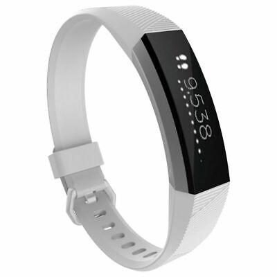 Silicone Wristband Wrist Band Strap Bracelet Replace For Fitbit Alta HR Tracker