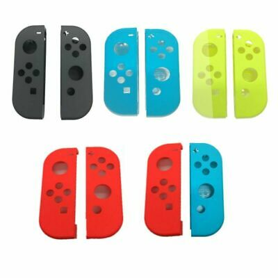 1pair Joy-Con Grip Protective Housing Shell Case Cover for NS Switch Joy-Con L+R